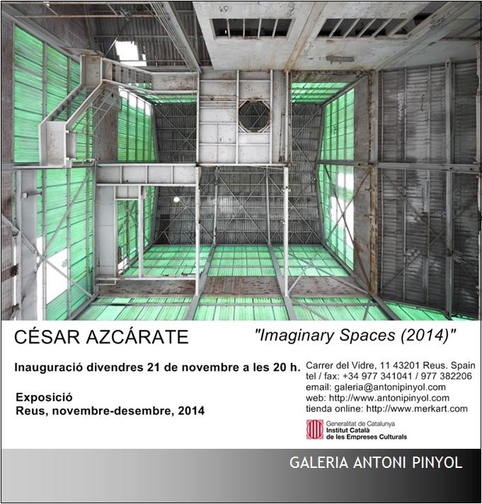 César Azcárate Invitació